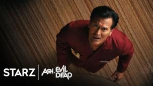 'Ash v Evil Dead' S1 Trailer