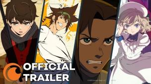 Crunchyroll Originals trailer