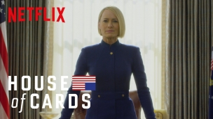 'House of Cards' Seizoen 6 Teaser Trailer