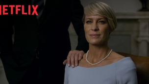 'House of Cards' S3 teaser