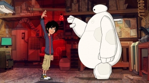 Big Hero 6 The Series trailer