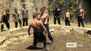 Into the Badlands Comic Con Trailer (HD) Daniel Wu (AMC) Action Martial Arts TV Show