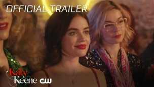 Lucy Hale in Riverdale trailer Katy Keene