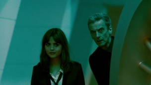 Doctor Who S08E05 Time Heist trailer