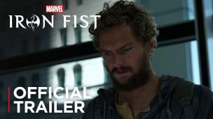 Marvel's Iron Fist | Official Trailer [HD] | Netflix