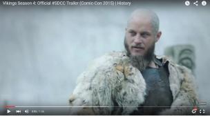Vikings Season 4: SDCC Trailer