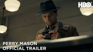 Nieuwe trailer 'Perry Mason'