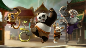 Kung Fu Panda: Paws of Destiny trailer