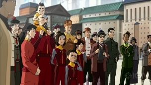 Clip #1 seizoen 4 The Legend of Korra
