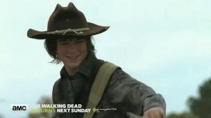 'Walking Dead' S8 promo
