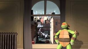 Teenage Mutant Ninja Turtles' S2 trailer slot