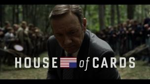House of Cards Seizoen 2 teaser trailer