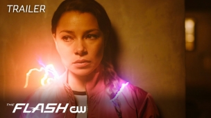 The Flash - Seizoen 5 trailer