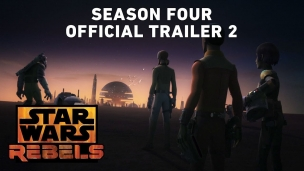 'Star Wars: Rebels' S4 Trailer