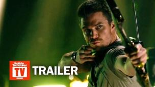 Arrow season 8 trailer