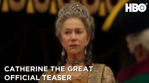 Trailer Catherine the Great met Helen Mirren