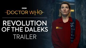 Revolution of the Daleks teaser