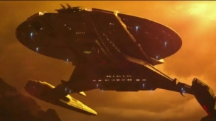 Star Trek: Discovery - Clip: The USS Shenzou arrives