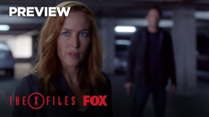 'The X-Files' S11 Aliens-promo