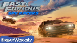 Fast & Furious: Spy Racers S1 trailer