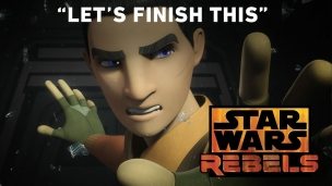 Star Wars Rebels finale trailer