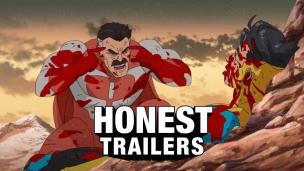 Invincible honest trailer