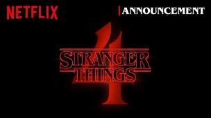 Eerste teaser S4 'Stranger Things'