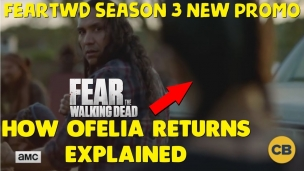 'Fear the Walking Dead' S3 teaser trailer