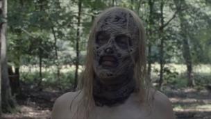 The Walking Dead: Squeeze - seksscène