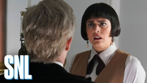 SNL start nieuwe seizoen met parodie 'Downton Abbey'
