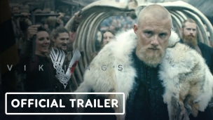 Vikings seizoen 6 trailer