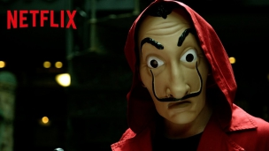 Trailer 'La Casa de Papel'