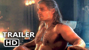 The Witcher features