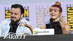 Game of Thrones Comic Con Panel 2019