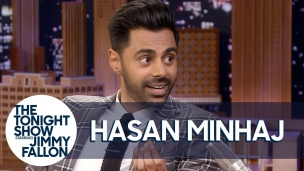 Interview Hasan Minhaj