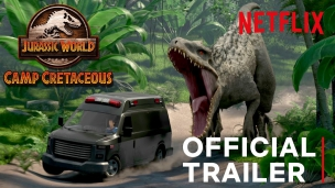 Jurassic World: Camp Cretaceous S1 Trailer