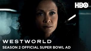 Westworld Super Bowl Spot