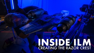 Inside ILM: Creating the Razor Crest