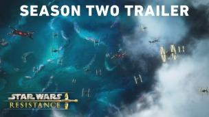 Star Wars Resistance seizoen 2 trailer