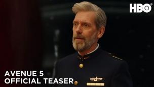 Avenue 5 teaser