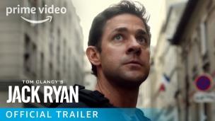 'Jack Ryan' S1 Trailer