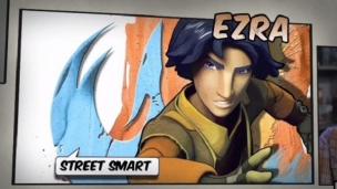 Star Wars Rebels - Introducing Ezra