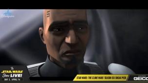 Star Wars THe Clone War trailer