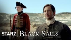 Black Sails seizoen 3