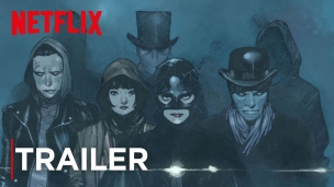 'The Magic Order' comic trailer
