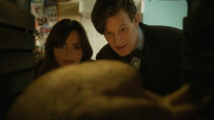 Clip #1 'Doctor Who' Christmas Special 2013