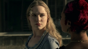 'Westworld' S1 Maeve & Dolores: Westworld Promo