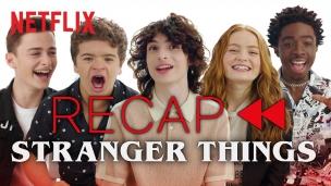 'Stranger Things' S1 & S2 Recap