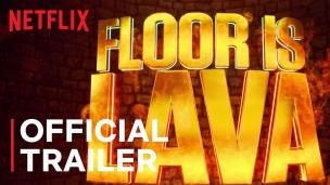 Floor is lava trailer